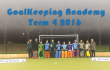 Term 4 Goal Keeping Academy