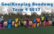 Toni Cronk Goal Keeping Academy Term 4